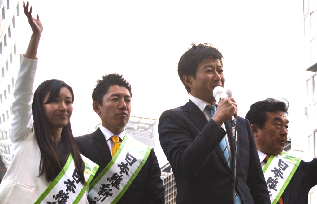 2016/12 東京都議選 公認候補予定者発表