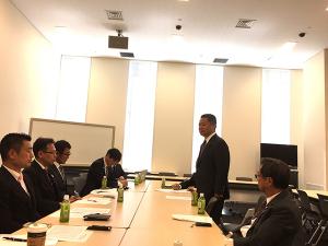 2017/4 東京維新の会 第4回選対会議