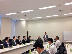 2017/5 東京維新の会 第5回選対会議