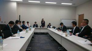 【東京維新の会 10月度全体会議報告】